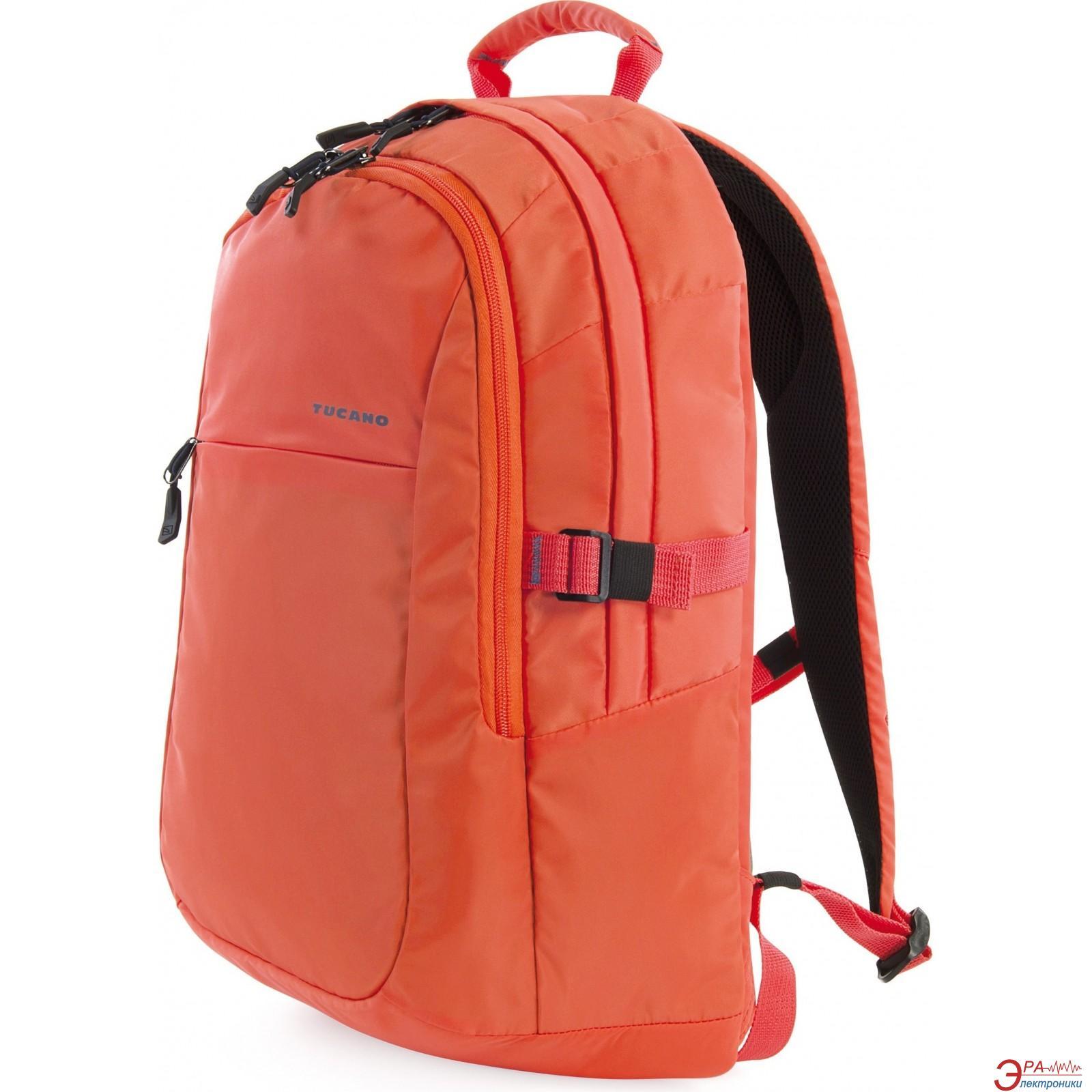 Рюкзак для ноутбука Tucano Livello Up 15.6' Orange (BKLIVU-O)