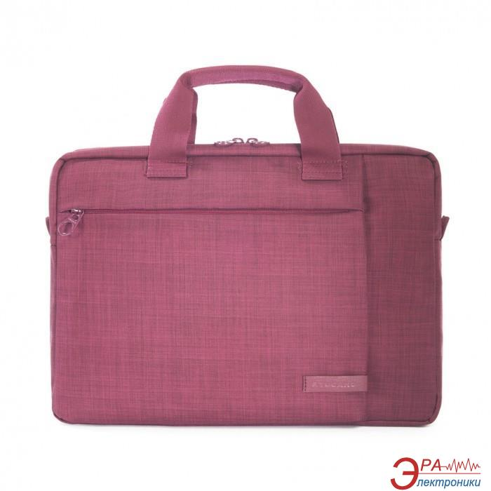 Сумка для ноутбука Tucano SVOLTA SLIM BAG PC 13.3/14 BURGUNDY (BSVO1314-BX)