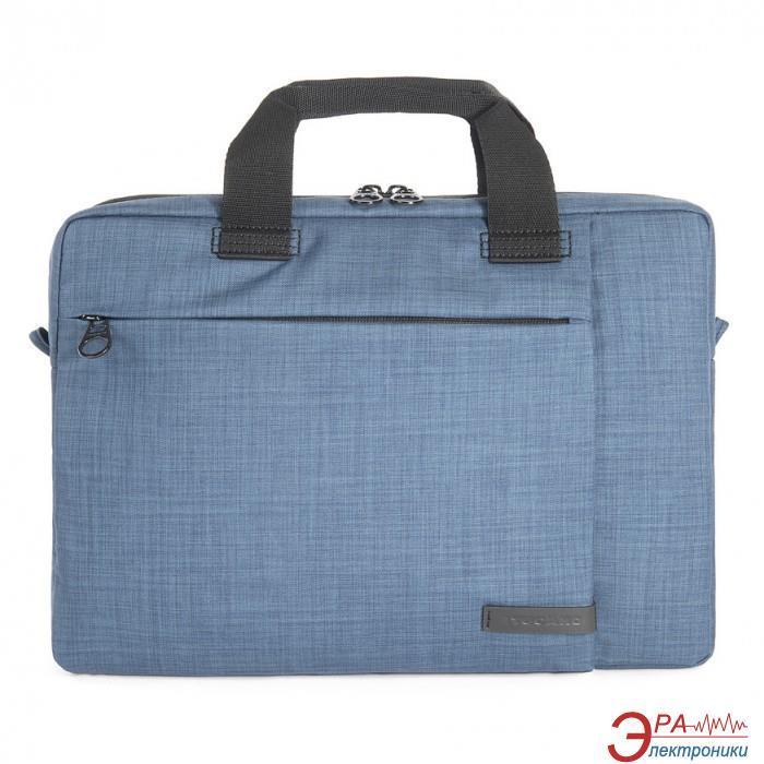 Сумка для ноутбука Tucano SVOLTA SLIM BAG PC 13.3/14 BLUE (BSVO1314-B)
