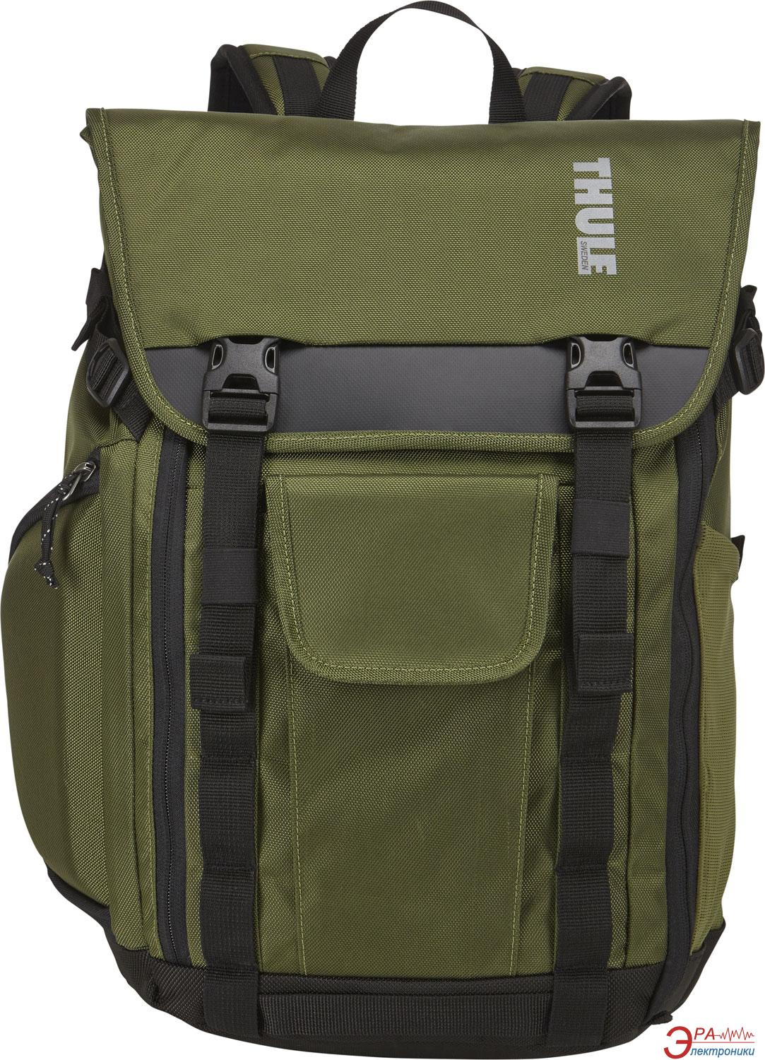 Рюкзак для ноутбука Thule Subterra Daypack for 15 MacBook Pro Drab (TSDP115GN)