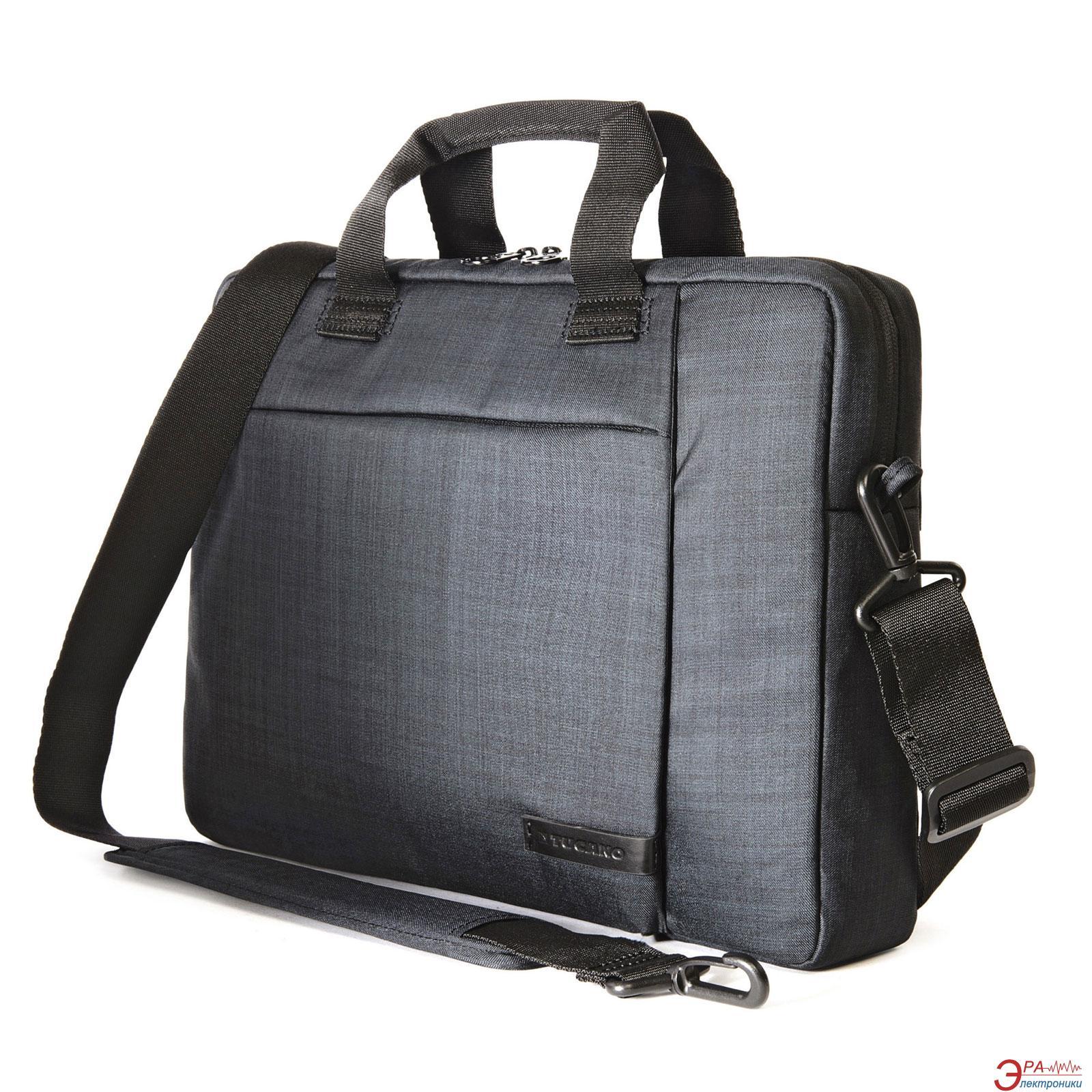 Сумка для ноутбука Tucano SVOLTA SLIM BAG PC 11.6/12.5 BLACK (BSVO1112)