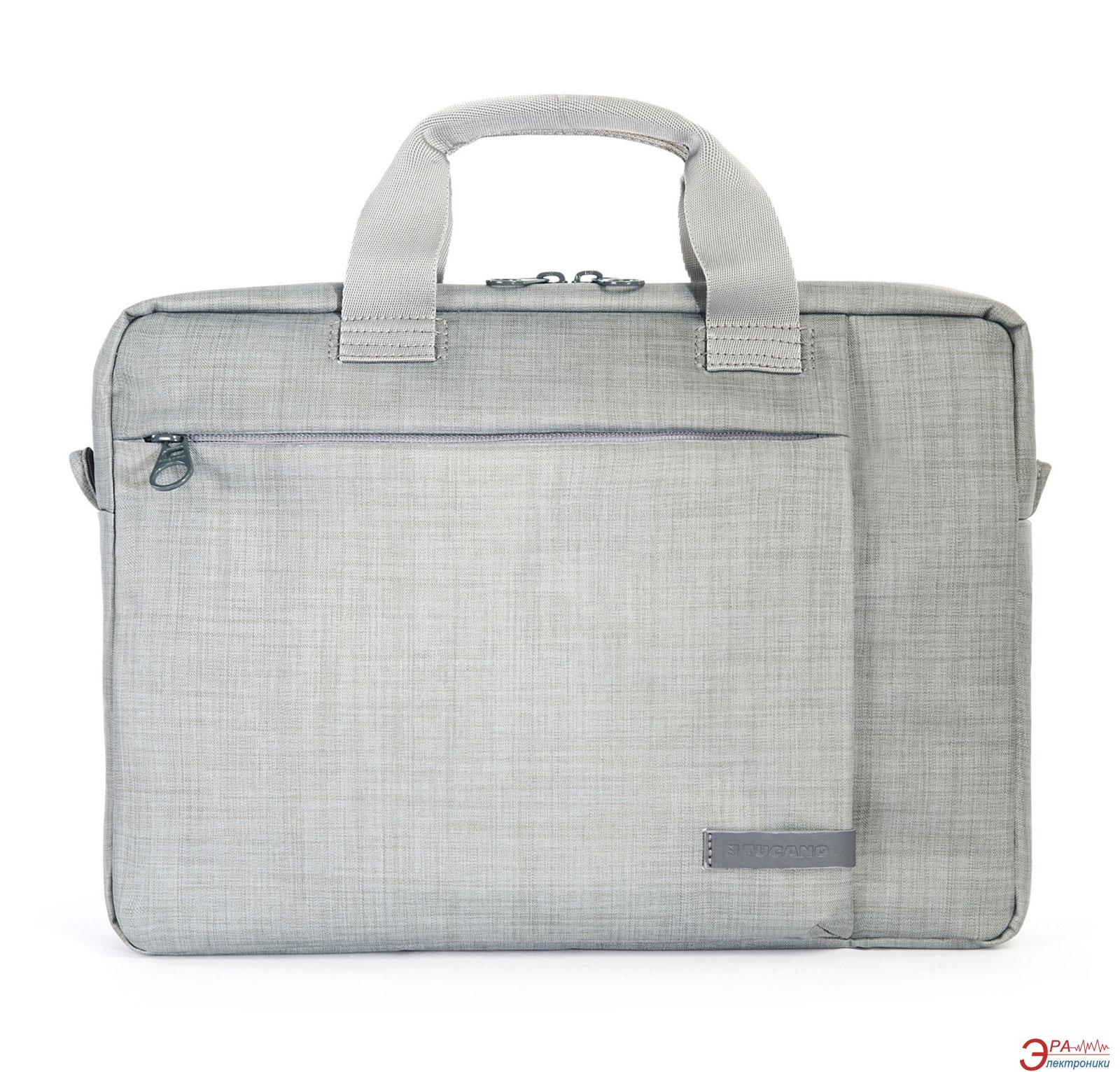 Сумка для ноутбука Tucano SVOLTA SLIM BAG PC 11.6''/12.5'' GREY (BSVO1112-G)