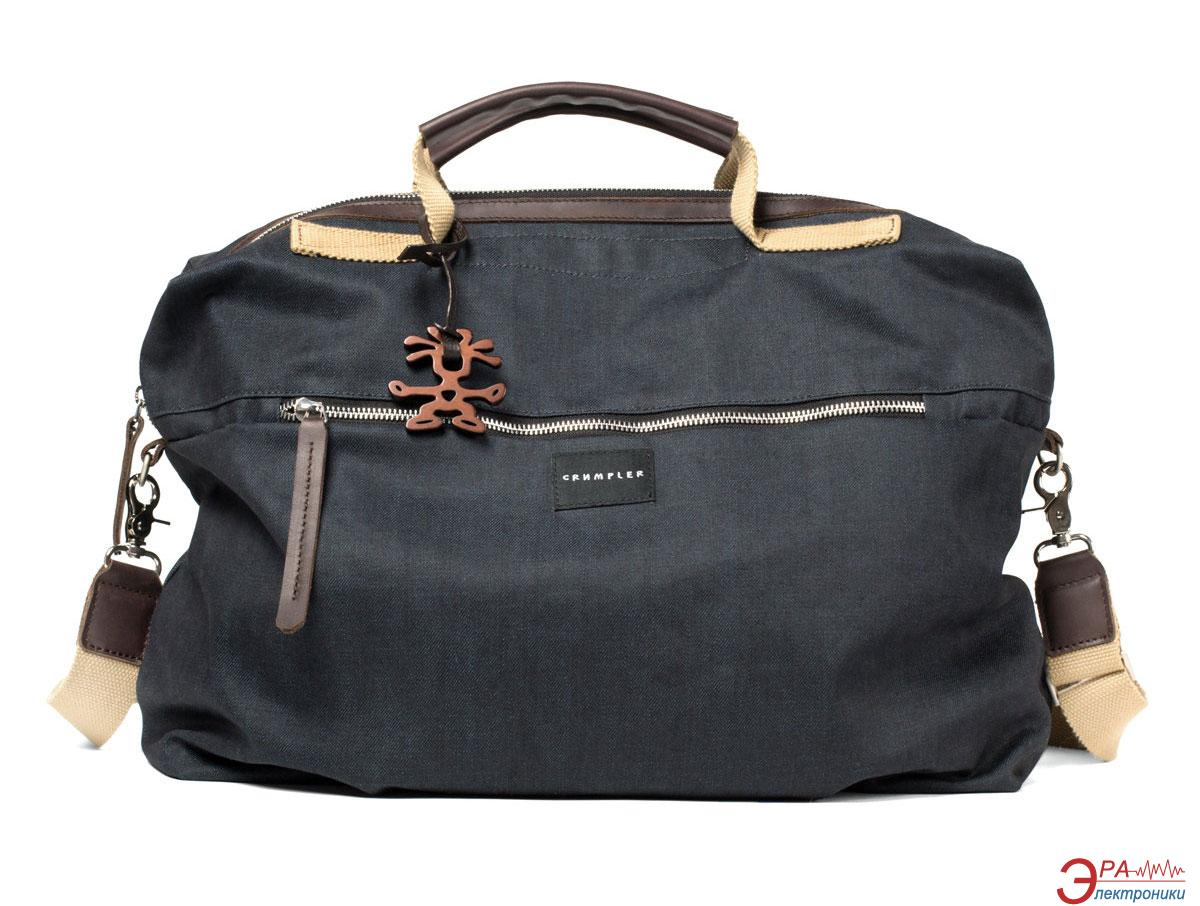 Сумка для ноутбука Crumpler Betty Blue Business 15 (dk. denim / earth brown) (BEBB15-001)