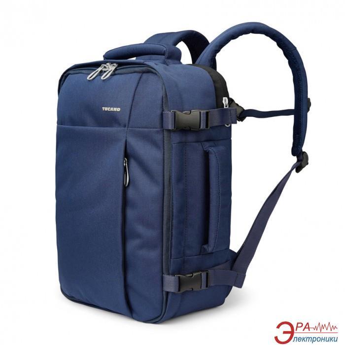 Рюкзак для ноутбука Tucano TUGO' M CABIN 15.6 Blue (BKTUG-M-B)