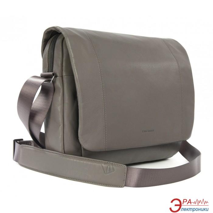 Сумка для ноутбука Tucano One Premium Messenger 15 Grey (BMOP15-G)
