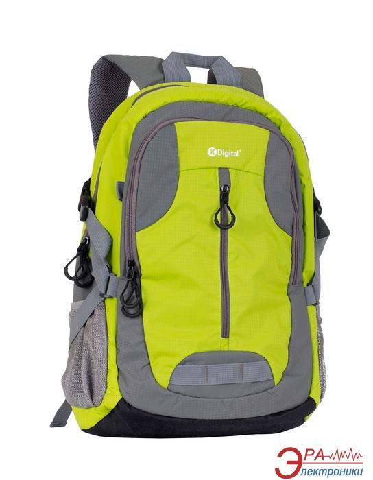 Рюкзак для ноутбука X-DIGITAL Memphis 316 Green (XM316 G)