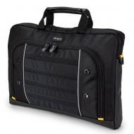 Сумка для ноутбука Targus Drifter 15.6 Black/Yellow (TSS87409EU)