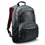 Рюкзак для ноутбука PORT Designs BP HOUSTON 17.3 Black-Red (110276)