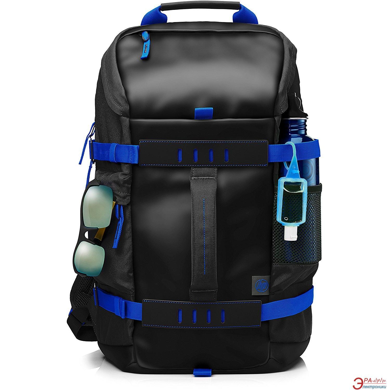Рюкзак для ноутбука HP Odyssey Backpack Black/Blue (Y5Y50AA)