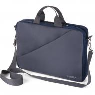 Сумка для ноутбука Vinga NB180GR gray-blue