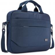 Сумка для ноутбука Case Logic Advantage Attache 14 ADVA-114 Dark Blue (3203987)