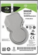 Винчестер для ноутбука SATA III 500GB Seagate BarraCuda (ST500LM030)