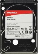 Винчестер для ноутбука SATA III 500GB Toshiba Mobile Thin (MQ01ABF050M)