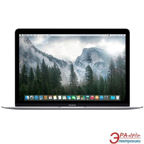 Нетбук Apple A1534 MacBook 12 Retina (Z0QS0004L) Silver 12