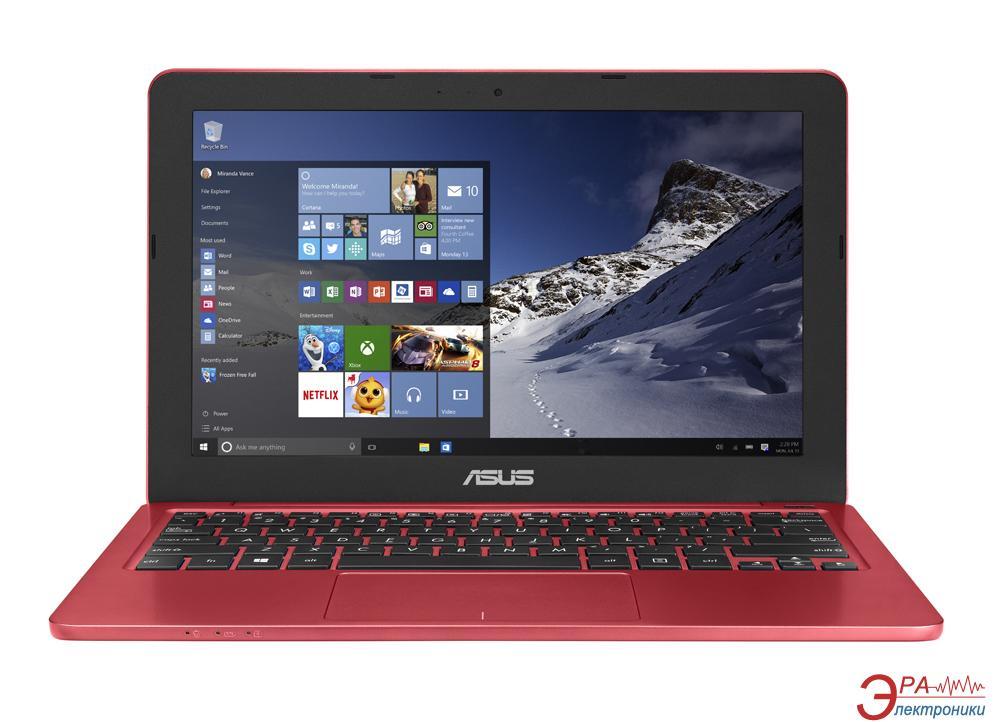 Нетбук Asus E202SA (E202SA-FD0011D) Rouge 11.6