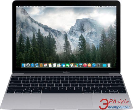 Нетбук Apple A1534 MacBook 12 Retina (Z0RN00073) Silver 12