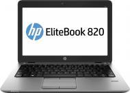 ������ HP EliteBook 820 G2 (F6N30AV) Silver Black 12.5