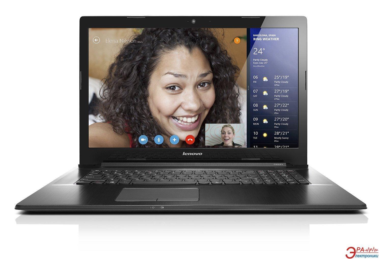 Ноутбук Lenovo IdeaPad G70-80 (80FF00BKUA) Black 17,3