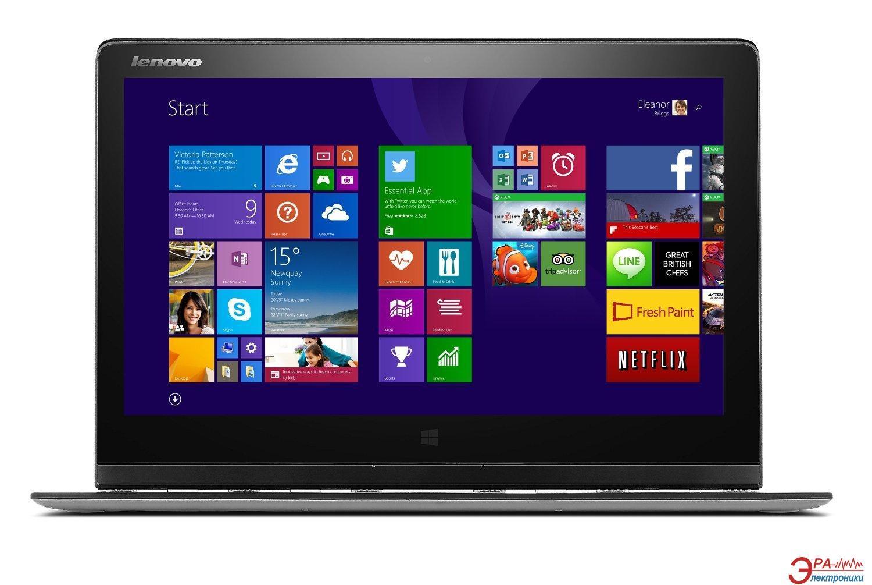 Ноутбук Lenovo Yoga 3 Pro (80HE016BUA) Silver 13,3