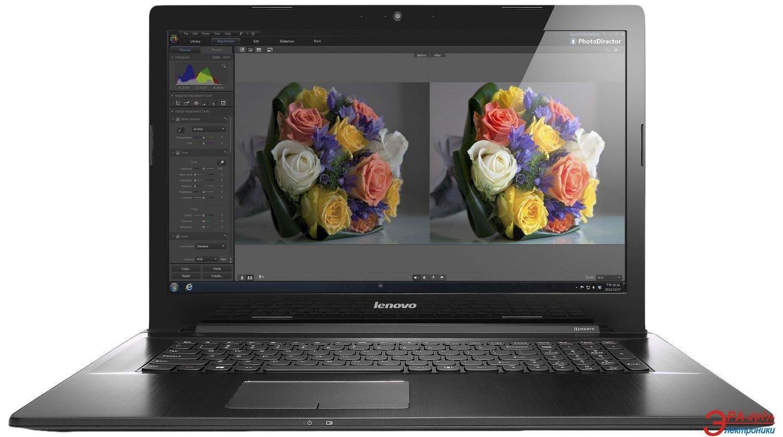 Ноутбук Lenovo IdeaPad Z70-80 (80FG00DXUA) Black 17,3