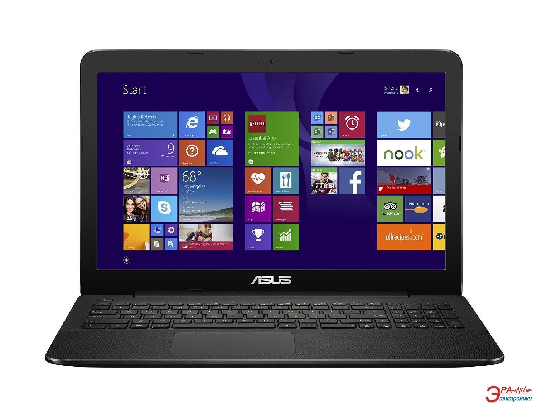 Ноутбук Asus X554LA (X554LA-XO1236D) Black 15,6