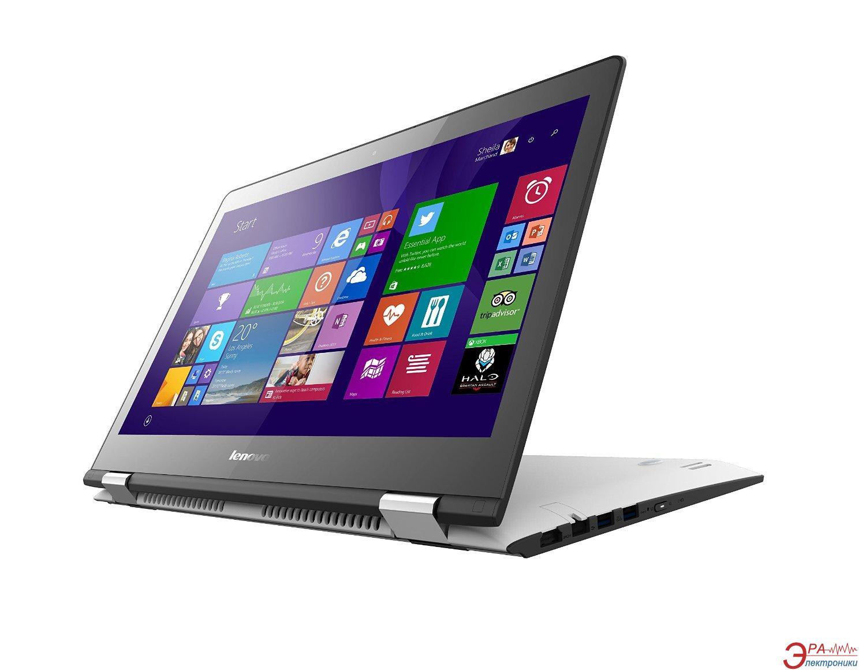 Ноутбук Lenovo Yoga 500-15 (80N600BRUA) White 15,6