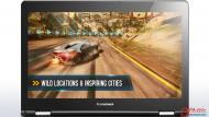 Ноутбук Lenovo Yoga 500-14 (80N400NAUA) White 14