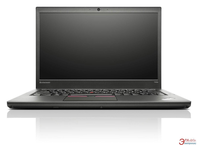 Ноутбук Lenovo ThinkPad T450s (20BXS03G00) Black 14