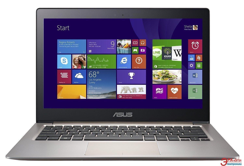 Ноутбук Asus Zenbook UX303LB (UX303LB-R4147T) Smoky Brown 13,3