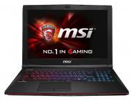 Ноутбук MSI GE72 2QF Apache Pro (GE722QF-254XUA) Black 17,3
