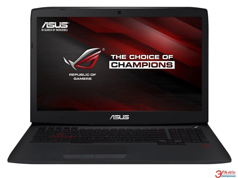 Ноутбук Asus G751JT (G751JT-T7175T) Black 17,3