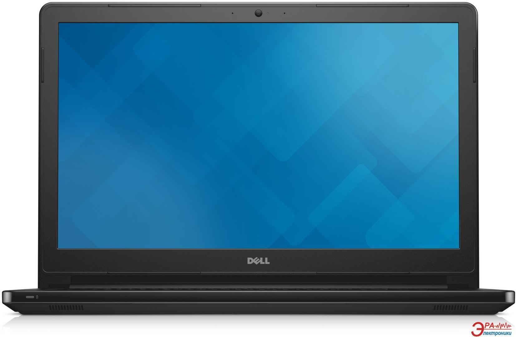 Ноутбук Dell Vostro 15 3558 (VAN15BDW1603_007_ubu1) Black 15,6