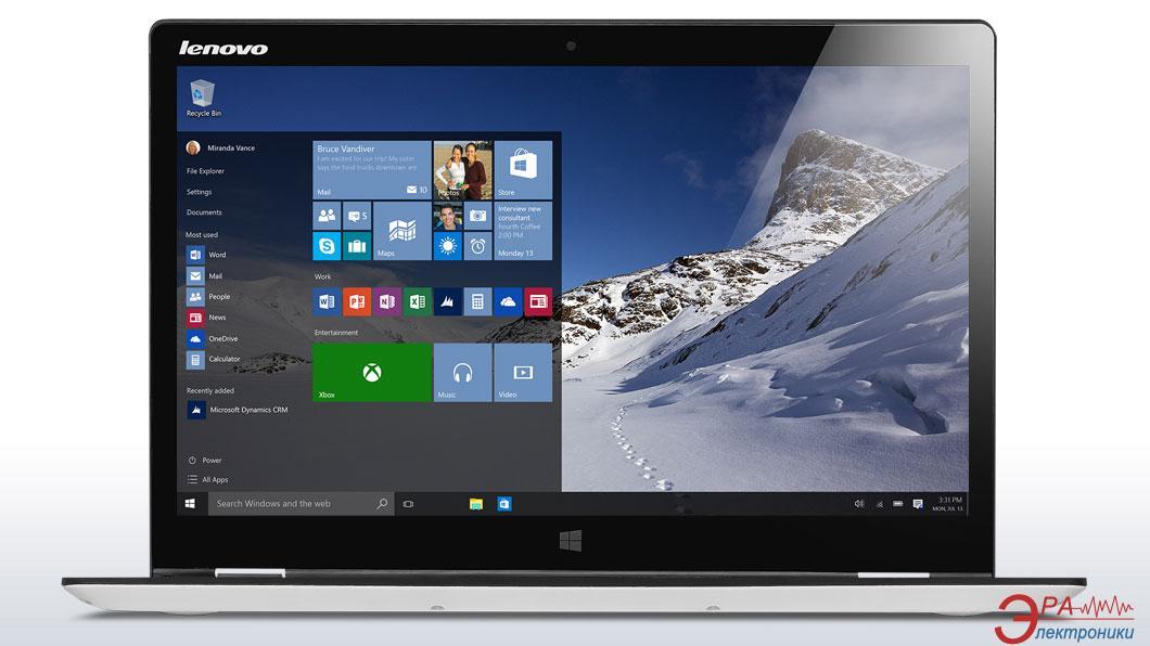 Ноутбук Lenovo YOGA 700-14 (80QD0063UA) White 14