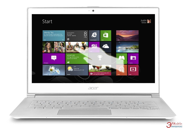 Ноутбук Acer Aspire S7-393-55204G12EWS (NX.MT2EU.008) White 13,3