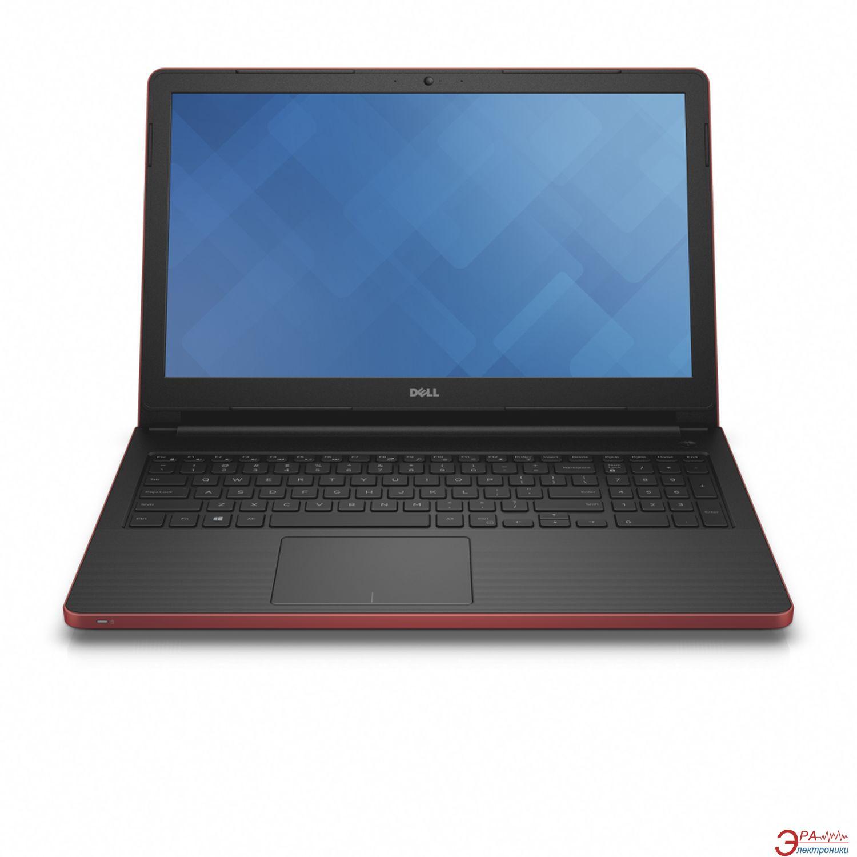 Ноутбук Dell Vostro 15 3558 (VAN15BDW1603_015_ubuR) Red 15,6