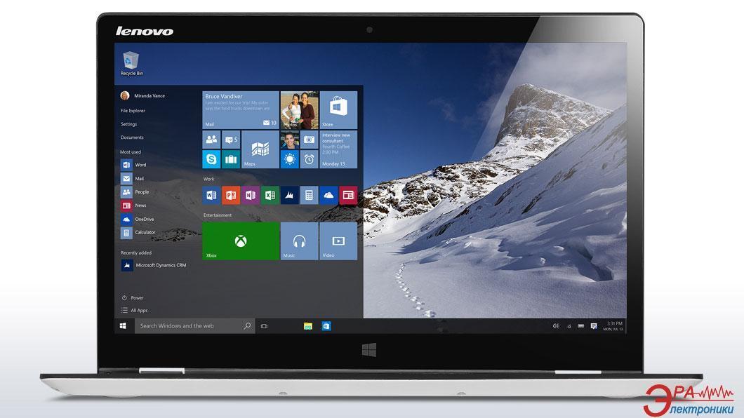 Ноутбук Lenovo YOGA 700-14 (80QD005SUA) White 14