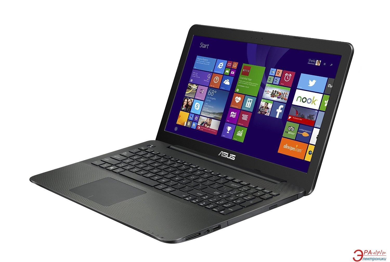 Ноутбук Asus X554LJ (X554LJ-XO600D) Black 15,6