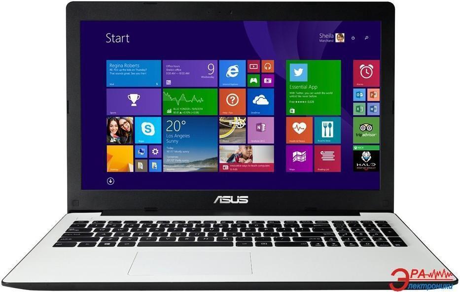 Ноутбук Asus X552MJ (X552MJ-SX094D) White 15,6