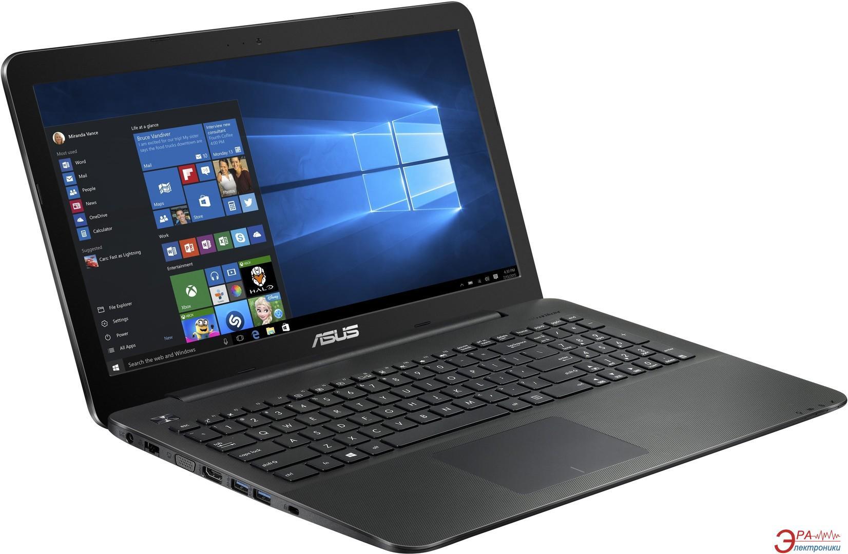 Ноутбук Asus X555UB (X555UB-DM032D) Black 15,6