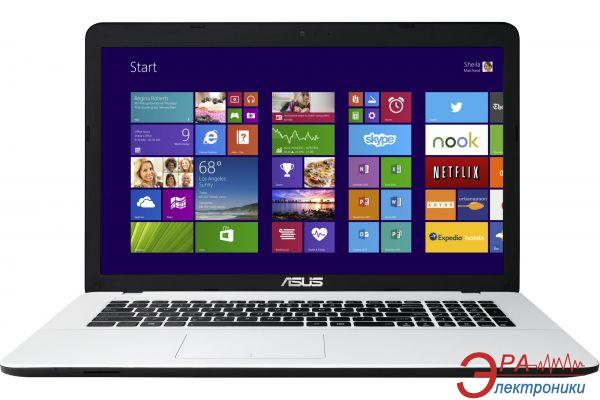 Ноутбук Asus X751LJ (X751LJ-TY222D) White 17,3