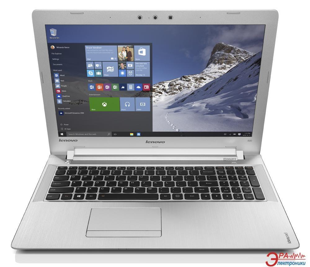 Ноутбук Lenovo IdeaPad 500-15 (80NT00ETUA) White 15,6