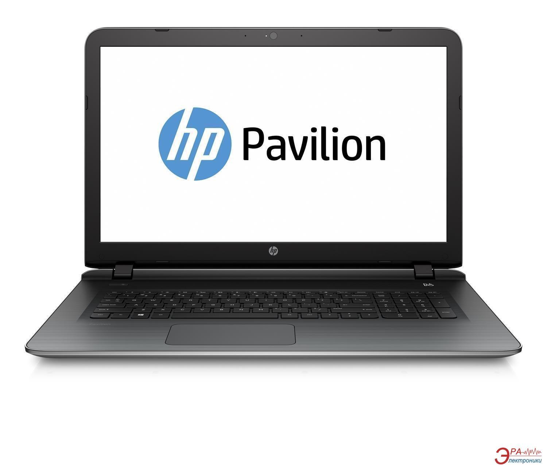 Ноутбук HP Pavilion 17-g000ur (N0L03EA) Silver 17,3