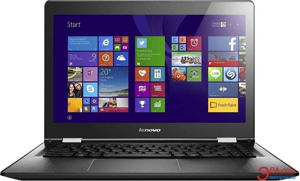 Ноутбук Lenovo Yoga 500-14 (80R50060UA) Black 14