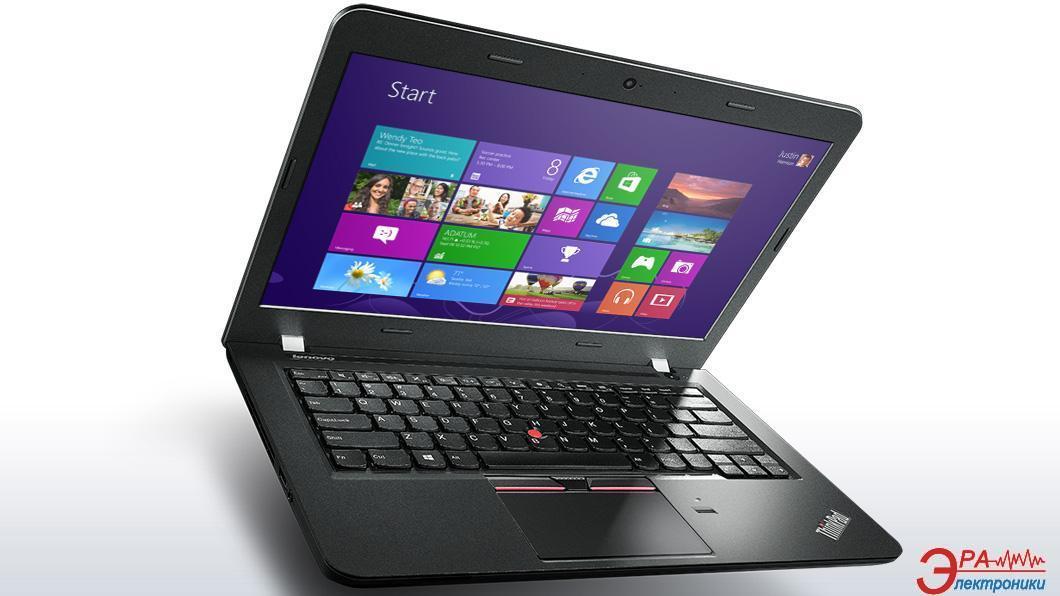 Ноутбук Lenovo ThinkPad Edge E450 (20DCS03700) Black 14