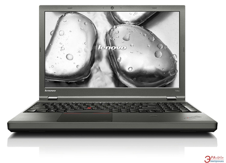 Ноутбук Lenovo ThinkPad T540p (20BES07400) Black 15,6