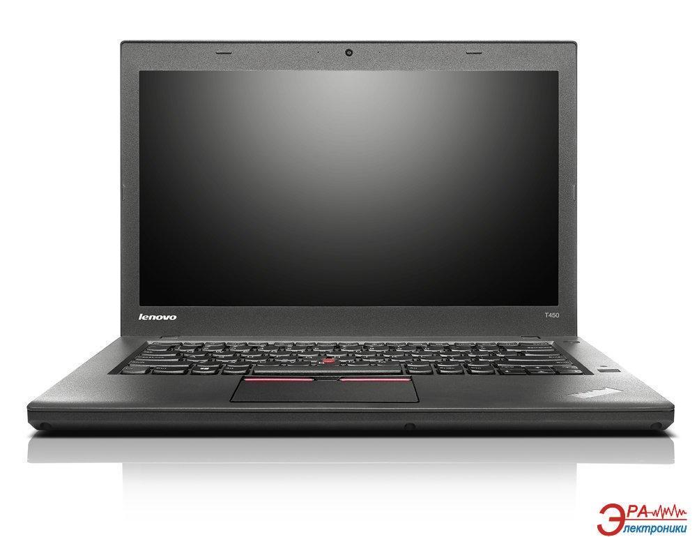 Ноутбук Lenovo ThinkPad T450 (20BVS04M00) Black 14