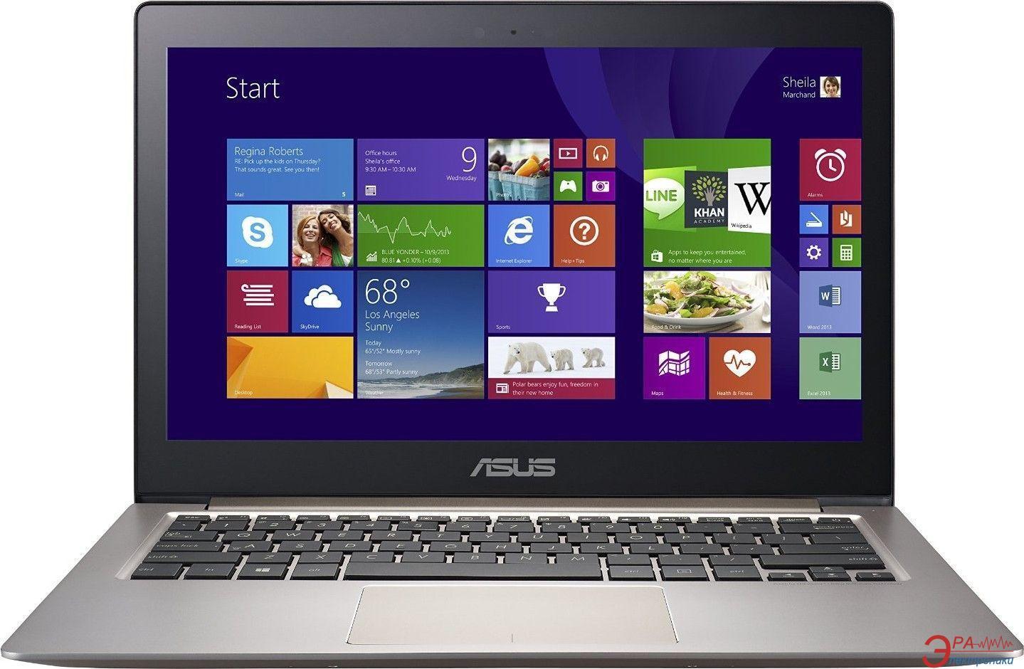 Ноутбук Asus Zenbook UX303UB (UX303UB-R4051T) Smoky Brown 13,3