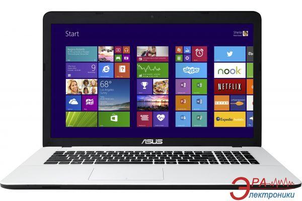 Ноутбук Asus X751SJ (X751SJ-TY002D) White 17,3