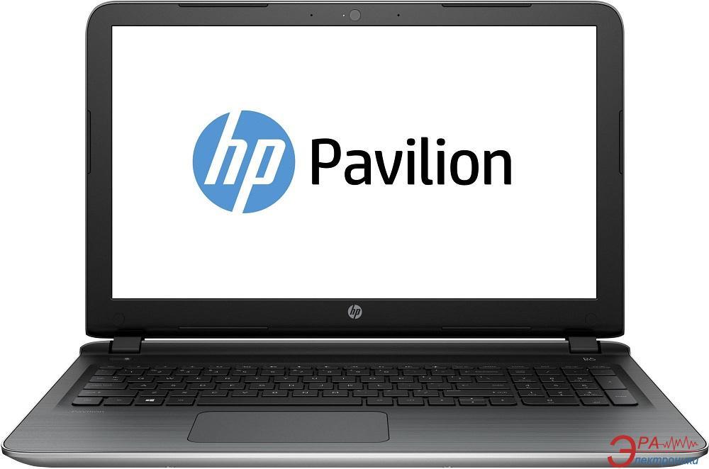Ноутбук HP Pavilion 15-ab208ur (P0S36EA) Silver 15,6