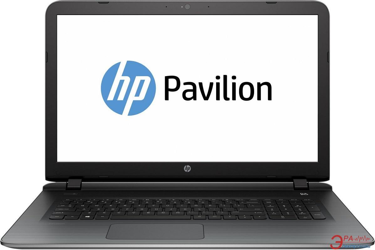 Ноутбук HP Pavilion 17-g027ur (N6C72EA) Silver 17,3
